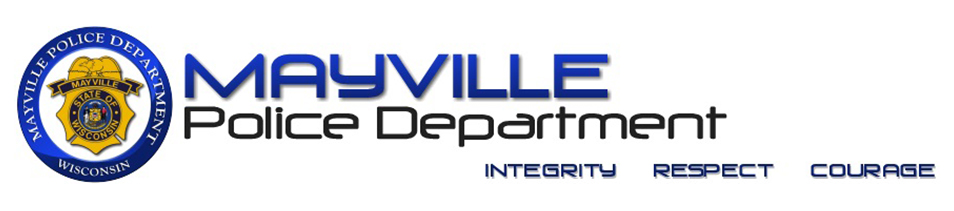 Mayville Police Department Logo